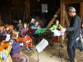 Ensemble C unter Andreas Winkler